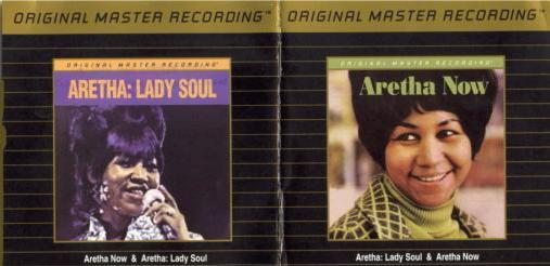 Aretha Franklin - Lady Soul & Aretha Now