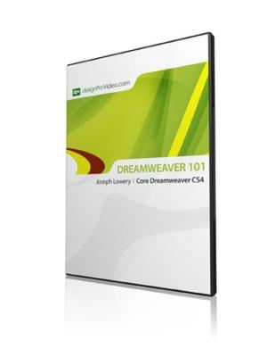 Design ProVideo - Dreamweaver CS4 101 (Видеокурс)