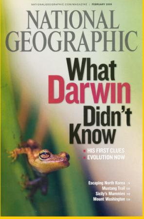 National Geographic (February) 2009