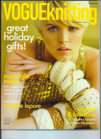 Vogue Knitting Holiday 2008
