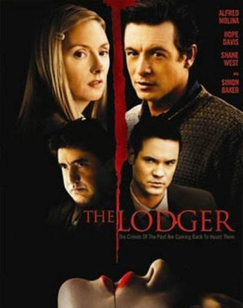 Жилец / The Lodger (2009) DVDRip