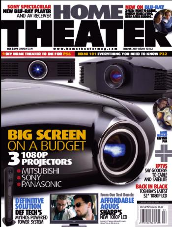 Home Theater №3 (March 2009) / USA